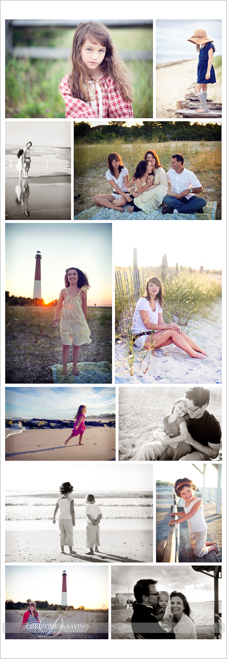 Beach Highlights - NJ Beach Photographer