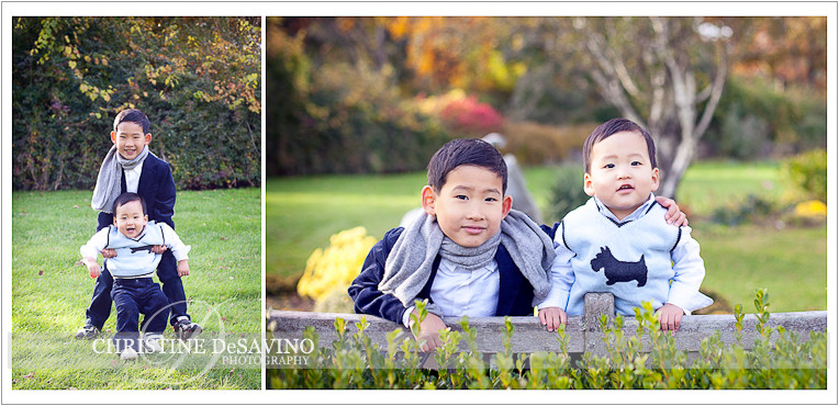 Brothers - NJ Family Photographer